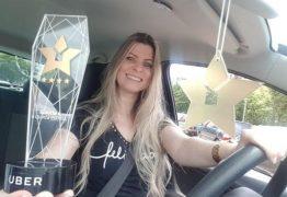 Esta é a melhor motorista da Uber no Brasil; veja como foi a escolha