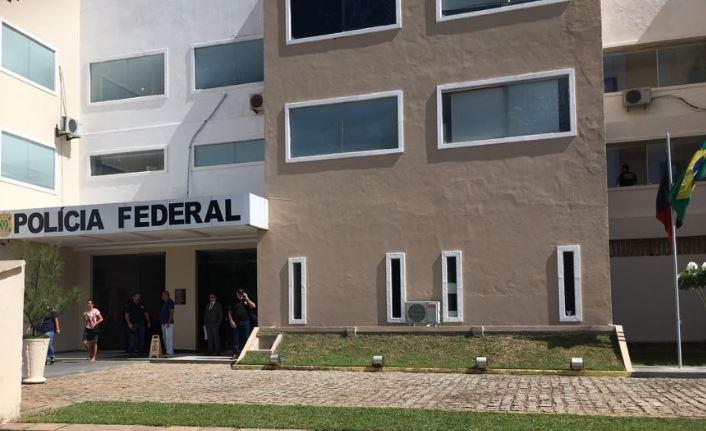 policia federal sede cabedelo - Polícia Federal cumpre mandados em desdobramento da Operação Lava-Jato, na Paraíba