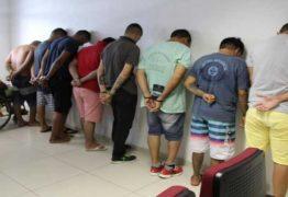 OPERAÇÃO CARGA SEGURA: Polícia prende mais cinco suspeitos de envolvimento com crimes