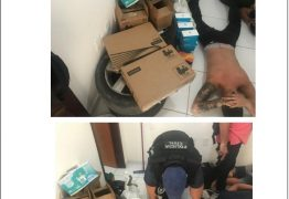 Justiça da Paraíba mantém presa a quadrilha acusada de causar prejuízo de R$ 5 milhões em roubos de cargas e veículos