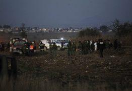 Governadora e Senador morrem em acidente de helicóptero por 'falha não especificada'