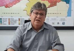 Quem nomeia o irmão para chefe de gabinete não pode fazer oposição qualificada, diz João Azevêdo