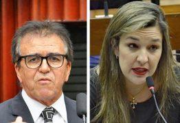 AVALIAÇÃO DO SECRETARIADO: Buba Germano elogia equipe de João Azevedo; na oposição, Camila Toscano vê exagero na 'continuidade'