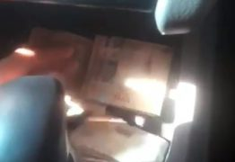 VEJA VÍDEO: Suposto líder de quadrilha de furto de veículos ostentava com vídeos na redes socais