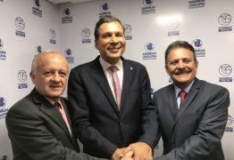 Branco Mendes, Ricardo Barbosa e Tião Gomes lançam candidaturas para presidir a ALPB no 2º biênio