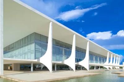 PALACIO DO PLANALTO - ALTOS SALÁRIOS: Brasil é um dos que mais gasta com funcionalismo público