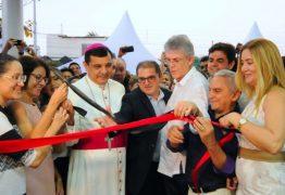 Ricardo Coutinho inaugura Hospital e Escola Integral na Paraíba