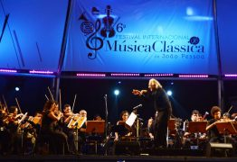 Maestro João Carlos Martins e Orquestra Municipal encerram o 6º Festival Internacional da Música Clássica com concerto no Parque da Lagoa