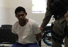 TRISTE MANHÃ DE NATAL: Padrasto é preso após abusar sexualmente enteada de 2 anos de idade em Cajazeiras – VEJA VÍDEO