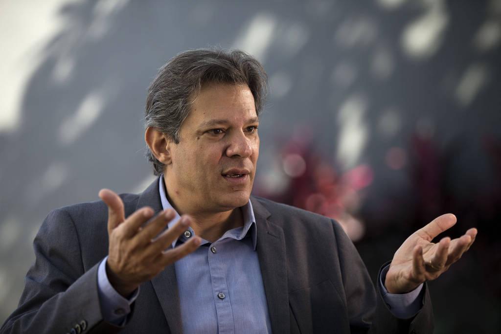 haddad ny - Tentando travar investigação por corrupção defesa de Fernando Haddad protocola Habeas Corpus