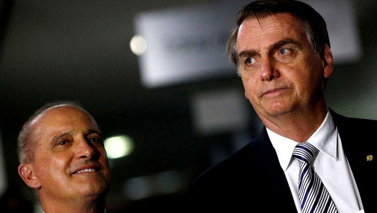 presidente ministro - AGENDA DA SEMANA: Bolsonaro receberá MDB, PRB, PR e PSDB para começar negociações com partidos