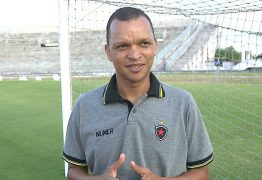 Warley vai ser o técnico interino do Botafogo-PB, após demissão de Evaristo Piza