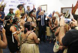 Índios paraibanos acionam MPF contra medida que retira da FUNAI demarcação de terras