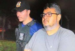 Vice é preso por contratar pistoleiro para matar prefeito