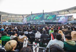 DÁ CADEIA: Roubar em campeonato de jogos eletrônicos é crime na Coreia do Sul