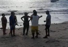 Pescador morre afogado após passar mal em praia de João Pessoa