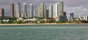 Praia do Cabo Branco   João Pessoa   PB   panoramio 1200x545 c 300x136 - Mercado imobiliário paraibano deve reaquecer em 2019