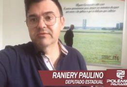 VEJA VÍDEO: Raniery Paulino revela que bancada de oposição está unida na ALPB e espera ocupar espaços na Mesa Diretora
