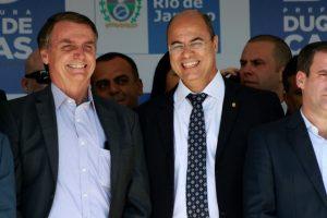 bolsonaro witzel 300x200 - Wilson Witzel afirma que perseguição de Bolsonaro a governadores fez pandemia avançar no Brasil