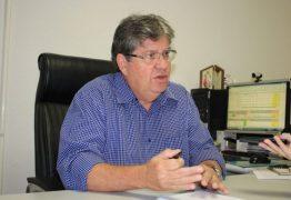 João Azevêdo convoca secretários para treinamento e apresentação de metas para os 100 dias