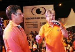 João Azevêdo reafirma apoio à candidatura de Vitor Hugo em Cabedelo: 'O governo precisa manter as parcerias'