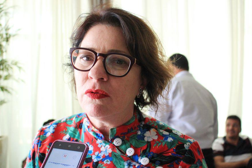 marcia lucena walla santos - Márcia Lucena define crise no PSB como normal e questiona quem estaria se satisfazendo com situação