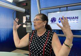 VEJA VÍDEO: Nova Secretária da Mulher Morgana Macena parabeniza Geusa Ribeiro: 'Nos honrou como cabedelenses'