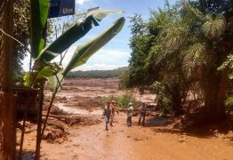 DESABAMENTO: Bolsonaro envia três ministros a Minas Gerais para acompanhar impacto ambiental