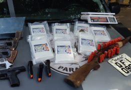 Polícia Federal desmantela depósito de drogas 'Piripaque do Chaves' e prende traficante, em João Pessoa