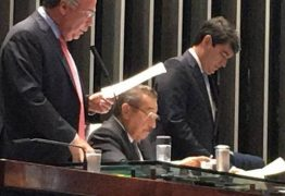 AO VIVO: Acompanhe a eleição do novo presidente do Senado que tem José Maranhão na presidência