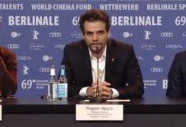 'NOSSO FILME É MAIOR QUE BOLSONARO': Wagner Moura lançou ontem o filme 'Marighella' em Berlim – VEJA VÍDEO