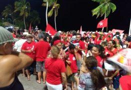 'VERMELHÃO': PT da Paraíba organiza bloco de Carnaval para pedir liberdade de Lula