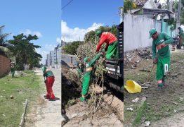 Prefeitura do Conde amplia limpeza com esquema especial para o carnaval