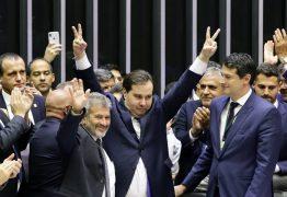 Rodrigo, reeleito, promete fazer avançar agenda econômica na Câmara