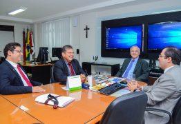 ALPB e TCE discutem intercâmbio de cursos de capacitação para servidores