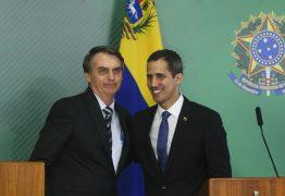 Palácio do Planalto emite nota manifestando preocupação com segurança de Juan Guaidó