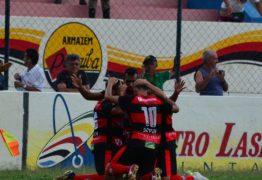 Campinense derrota o Nacional de Patos e encaminha vaga para o mata-mata