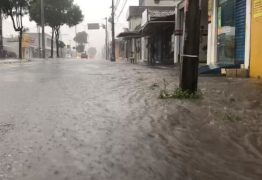 MUITA CHUVA NO SERTÃO: Instituto de Meteorologia tranquiliza Litoral e Agreste, mas cidades do interior devem estar alertas