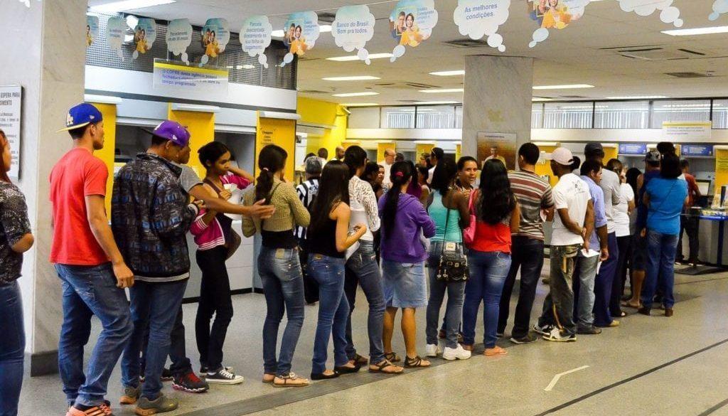 fila BB 1024x585 - LEI DA FILA: Justiça mantém multa de R$ 200 mil ao 'Banco do Brasil' após demora em atendimento
