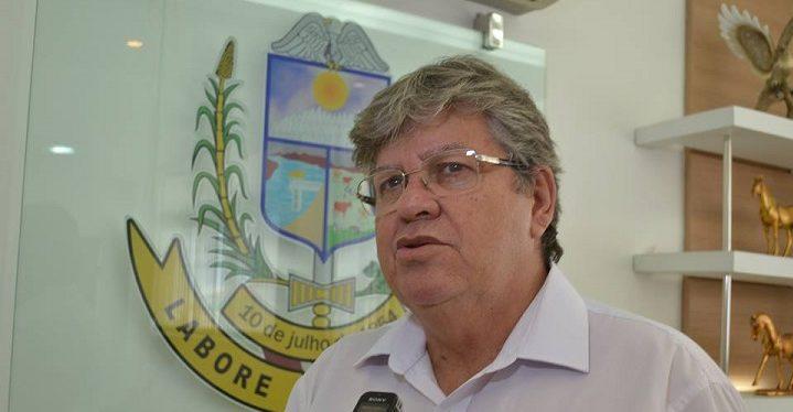 joão azevedo e1551213777987 - João Azevêdo abre Seminário Governança e Boas Práticas em Gestão Pública