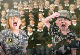'Que as crianças cantem livres!', só que provavelmente não, segundo o MEC! – Por Francisco Airton