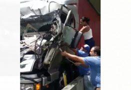 VEJA VÍDEO: Testemunha diz à polícia que viu passageiro pular do helicóptero na Rodovia Anhanguera