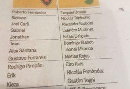 Clarín troca escudo do Botafogo com o de xará paraibano ao divulgar jogo da Sul-Americana