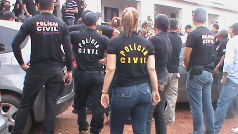 policia civil - OPERAÇÃO: Polícia cumpre mandados contra homicídios e tráfico de drogas no Cariri paraibano