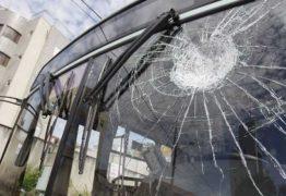 FROTA REDUZIDA: Sintur-JP confirma depredação de 23 ônibus após bloco na capital