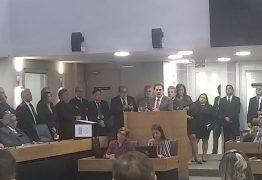 Tião Gomes retira candidatura e lança Adriano Galdino para ser candidato a ser presidente e se coloca como vice para segundo biênio