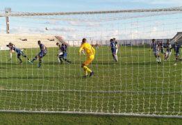 Treze perde pela quarta vez seguida no Campeonato Paraibano de 2019