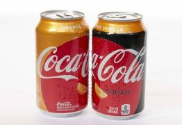 NOVIDADE: Coca-Cola vai lançar novo sabor nos EUA: Orange Vanilla