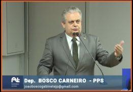 Deputado Bosco Carneiro solicita mais um colégio estadual para o município de Juarez Távora