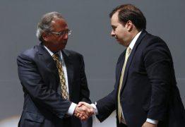 POR CONTA PRÓPRIA: Maia e Guedes vão liderar articulação política para blindar Previdência